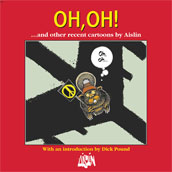 Aislin book cover 'Oh, Oh!'