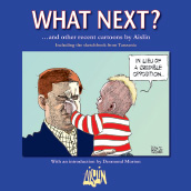 Aislin book cover 'What Next?'
