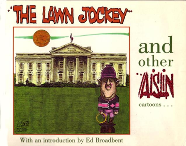 The Lawn Jockey