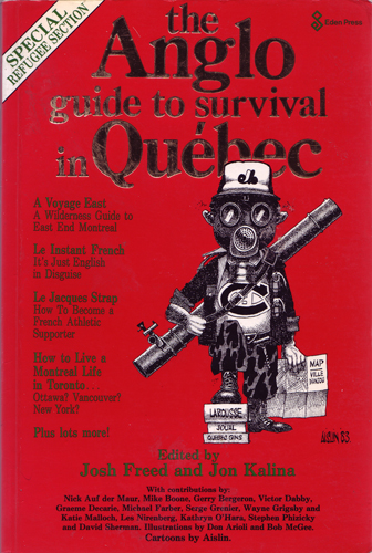 Anglo Guide To Survival