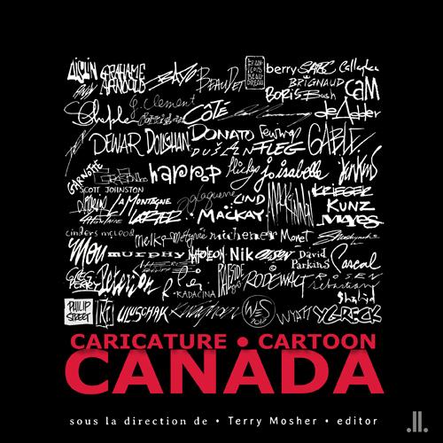 Caricature-Cartoon-Canada