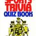 Sports Trivia Quiz Book